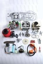 80cc Big Bore Kit Performance Cam CDI Coil Variator Carburetor GY6 139QMB 47mm