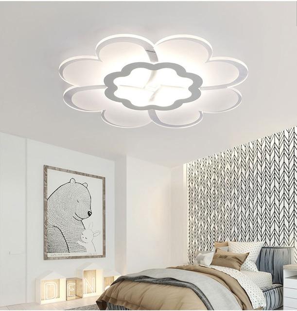 € 106.11 32% de DESCUENTO|Luminarias de led lamparas techo comedor  accesorios de luz de techo de lujo lámpara de techo led ultrafina de moda  en ...