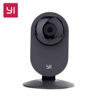 Original Xiaomi Yi Camera Night Vision Smart Wireless Wifi IP Camera 720P Video Webcam Black For
