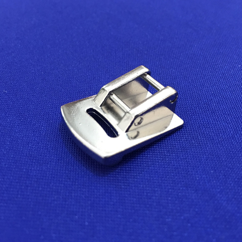 Household Sewing Machine Parts Double Gathering Foot P60502 WILL FIT, BROTHER, JANOME, TOYOTA, NEW SINGER AA7018