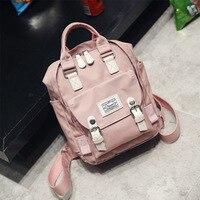 Anreisha Newest Stylish Cool Backpack Women Back Pack Canvas Kanken Backpack Fashion Vintage Rucksack Designer School