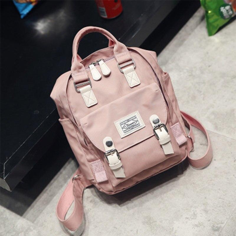 Anreisha date élégant sac à dos Cool femmes sac à dos toile kanken sac à dos mode Vintage sac à dos Designer école mochila