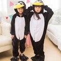 Pingüino Pingüino Kigurumi Onesies Para Niños Pijamas Animales Boys & Grils Pingüino Pijamas Cosplay Carnival Party Sleepsuit