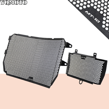 For Yamaha Mt10 mt-10 MT-10 MT10 FZ10 FZ-10 radiator protective cover Guards Radiator Grille Cover Protecter motorcycle set