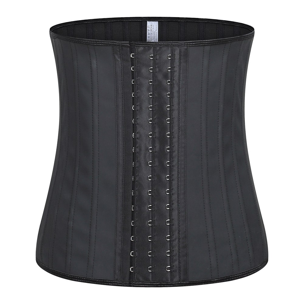 Waist Trainer Corset Slimming Belt Latex Waist Cincher Corset Modeling Strap Faja Colombian Girdle Body Shaper Reductora Shapers in Waist Cinchers from Underwear Sleepwears