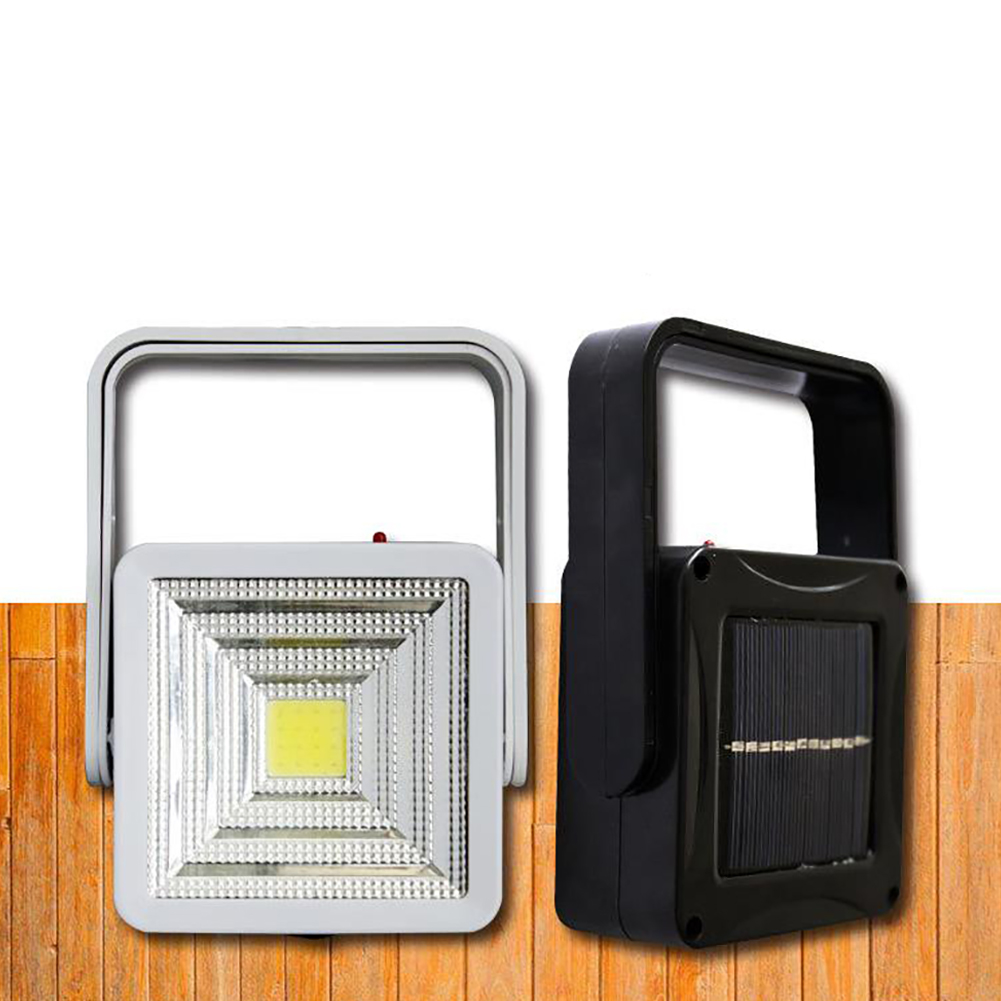 все цены на 1pcs Square Solar Lantern Super Bright Rechargeable Emergency LED Outdoor Camping Tent Light Portable Camping Lamp онлайн
