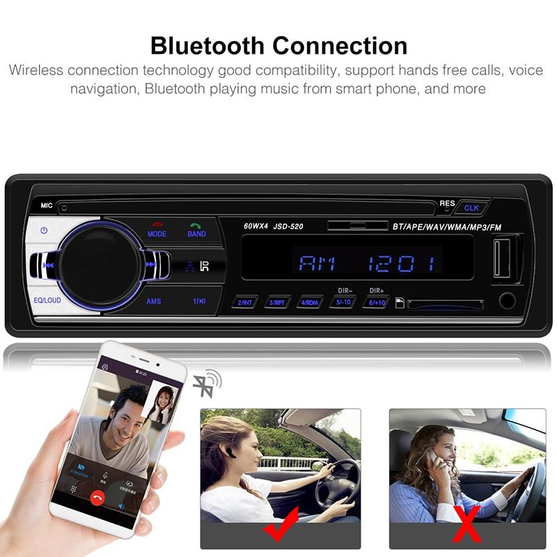 07 radio car