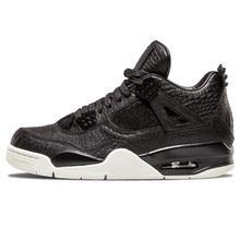 bd8431924dc Jordan Retro 4 Hombre Zapatos de baloncesto Motorsport Raptor negro rojo  Toro oreo Atlético deporte zapatillas