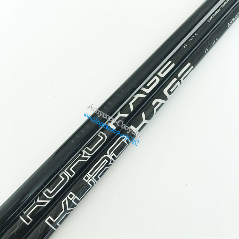 Cooyute New Golf Shaft Kuro Kage 55 Golf Driver Shaft MATRIX Clubs Graphite Shaft R Or S Flex Free Shipping
