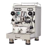 Welhome KD-320 Household and commercial Italian concentrated pump pressure semi-automatic steam coffee machine cafetera