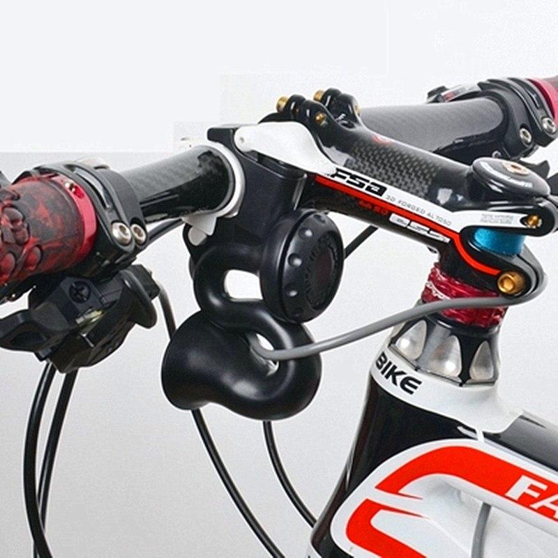 HOT réel nouveau véritable haute qualité arrivée Canada Airzound jusqu'à 115db Apet Rechargeable Air klaxon vélo Suona vélo vélo cloche