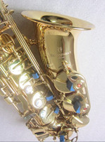 0EM 2018 Japan Yanagisawa Alto Sax A 991 Gold New Tune E Flat High Saxophones Quality