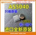 Fast Ship Livre 10 pçs/lote AS5040 SSOP16 AMS chip original novo codificador magnético