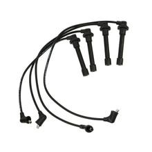 4Pcs/set Autp Ignition Spark Plug Wire Kit Set for Honda Acura Isuzu Accord Civic CL CSL2017