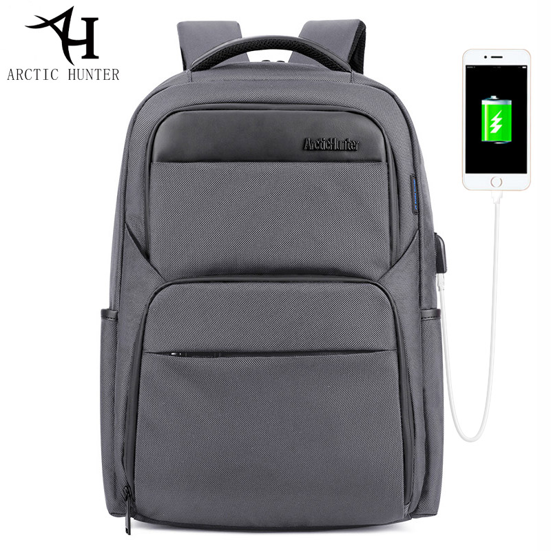 Здесь продается  (Ship From RU) 2018 New Arrival Business Travel Laptop Backpack for Men Women waterproof School backpacks Bags  Камера и Сумки