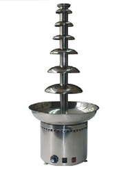 7 schichten Höhe 103 cm Durchmesser 43 cm 304 # Edelstahl Handelsschokoladenbrunnen D20098 schokolade wasserfall maschine CE Genehmigt