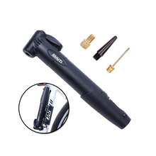 New Multi-functional Portable Bicycle Cycling Bike Air Pump Tyre Tire Ball Black цена