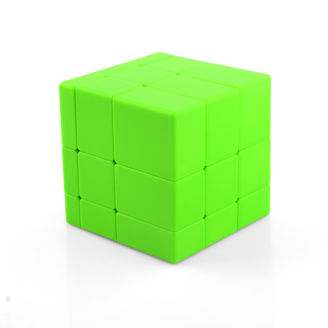 Mirror Cube QiYi 3X3 Mirror Blocks Magic Cube Puzzle Toys for Kids Beginner Gift Magic C ...