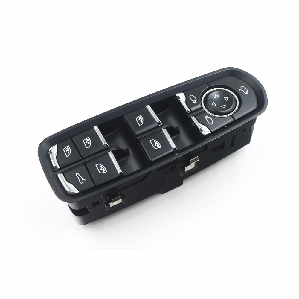 7PP959855C Power Window Control Switch For Porsche Carrera Panamera 911 Genuine