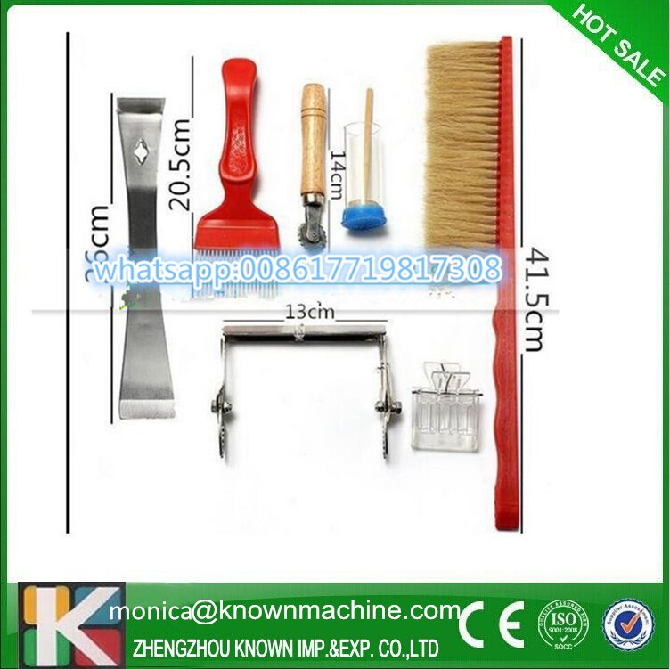 beekeeping equipments 7 pcs bee tools for beehive use equipments for solid waste processing page 7