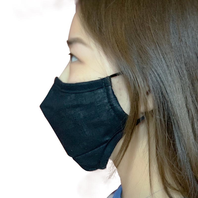 YUNQING Black Cloth Face Mask 2019 New Cubic Magnetic Mask Unisex Dustproof And Warm Keeping Fog-Proof Haze-Proof Facial Cloth