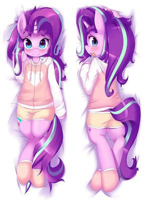 Anime My Little Pony Hugging Body Pillow Cover Case