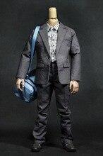 1 6 scale figure doll clothes male Batman Joker suit for 12 Action figure doll accessories