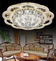 2015 главная декоративное искусство кристалл K9 гостиная потолочные светильники современные цветок спальня ресторан кристалл СВЕТОДИОДНЫЙ п