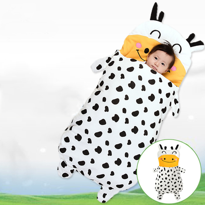 purchase cheap 0952b 48dca US $21.38 40% OFF|Newborn Envelope Baby Sleeping Bags Winter Sleep Sack  Baby Bedding Warm Toddler Baby Wrap Swaddle Blanket Cotton Sleepsacks-in ...