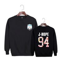Youpop KPOP Korean BTS 2th Album WINGS Bangtan Boys Hip Hop HipHop Monster Cotton Hoodies Clothes