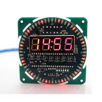 Elecrow DIY Rotating LED Display Electronic Clock Module Color Blue LED Lamp Free Shipping