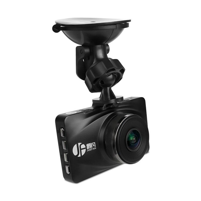 JUEFAN haute qualité voiture dvr caméra Novatek 96655 dash cam full hd 1080 p auto caméra 3.0 pouces Parking surveillance dashcam - 4