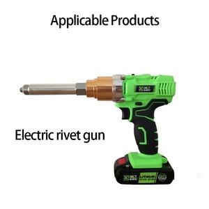 Image 3 - 26V 3000mAh wymiana baterii dla elektronarzędzie elektryczny elektryczny klucz udarowy nit pistolet elektryczny śrubokręt/wiertarka elektryczna młot