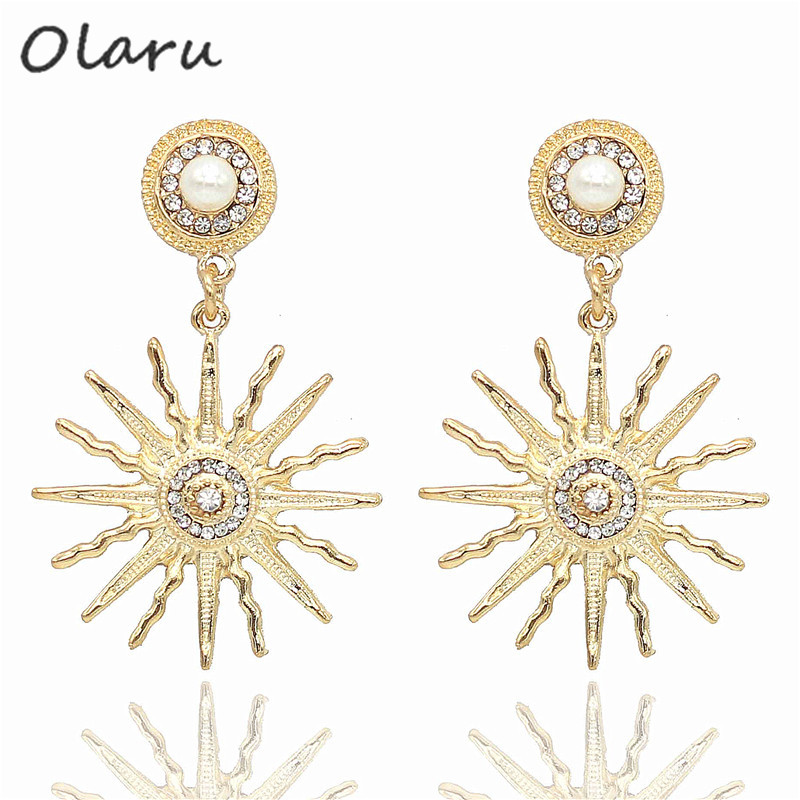 c2c6cd22d9f0a All kinds of cheap motor earrings long crystal in All B