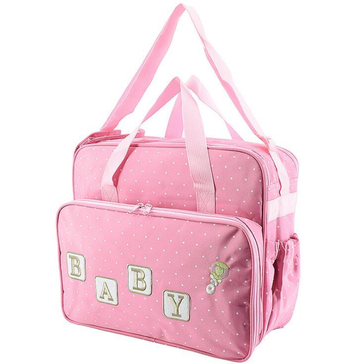 Baby Diaper Bags  For  Mummy Maternity Nappy Bag Travel Diaper Organizer Nursing Bag For Baby Stroller Travel