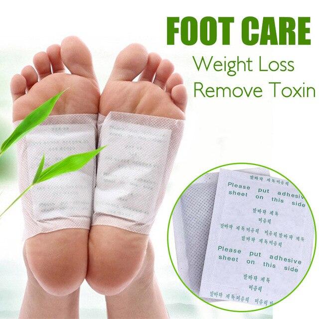Маска потеря веса ног снять усталость и удалить токсин ног гладкая отшелушивающие ног маска здоровье уход за 10 шт./лот