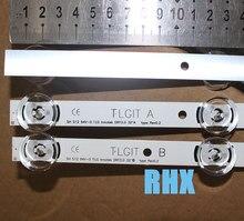 30 Pcs Retroilluminazione a Led per 32MB25VQ 32LF5800 32LB5610 Innotek Ypnl Drt 3.0 32 32LF592U 32LF561U NC320DXN LC320DUH Trasporto 3M Adesivo nastro