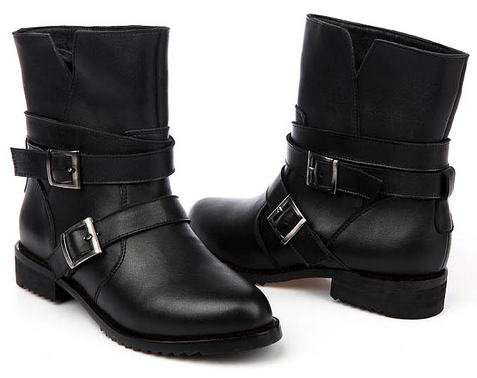 Low Ankle Boots Women - Yu Boots