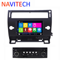 Car DVD Player For Citroen C4 autoradio gps C-Quatre car multimedia player dvd gps Navigation Radio Blueetooth