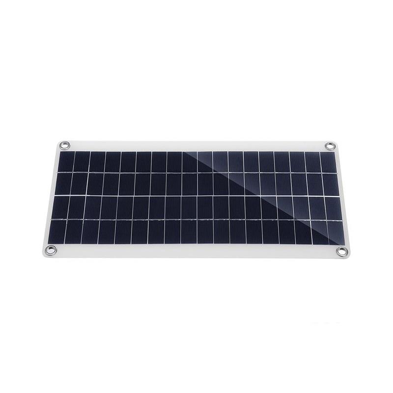 de Painel Solar Portátil Carregador Polissilício de