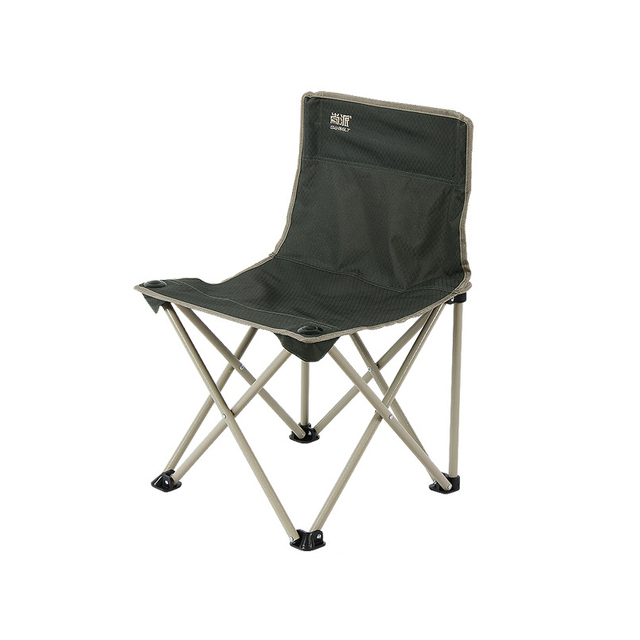 Fishing Chair Portable Folding Beach Chairs Camping Movable Breathable Net With Bag Backpack Pop Up