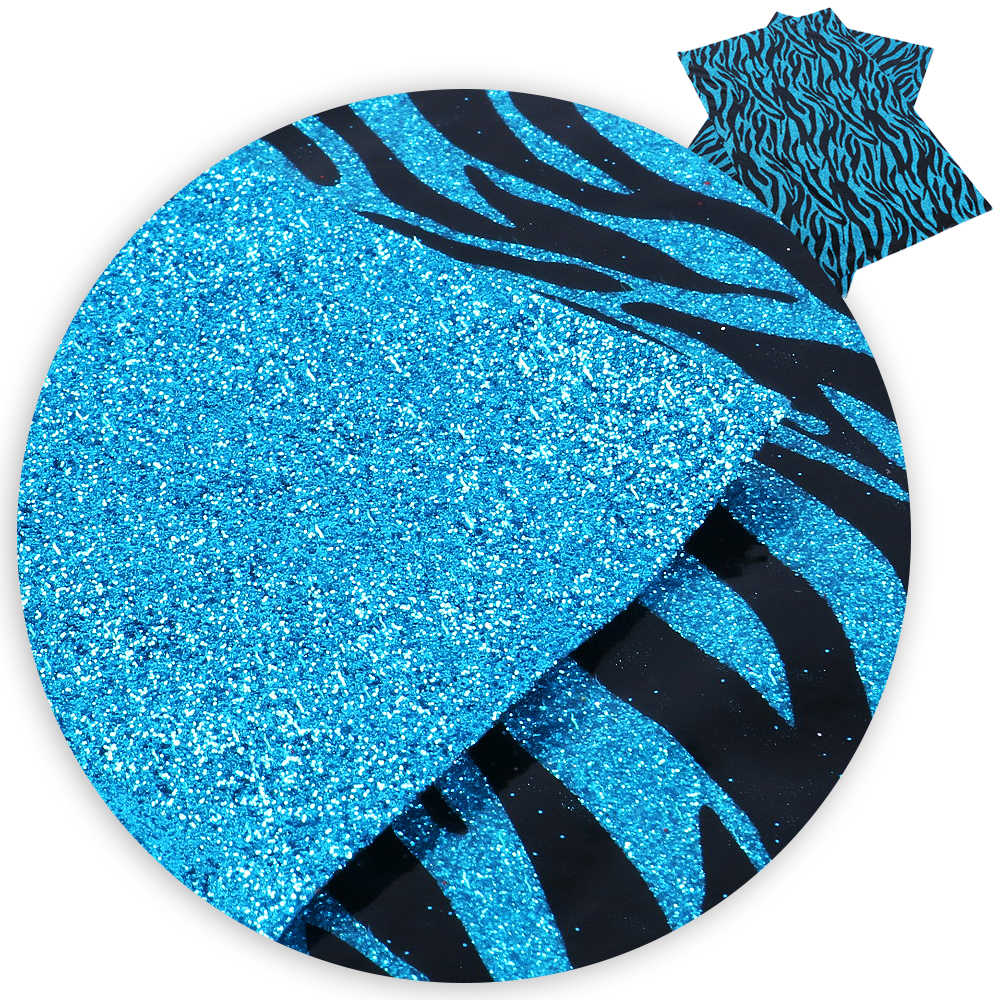 ... David accessories 20 34cm Double Side Glitter Stripe Faux Synthetic  Leather For Hair Bow DIY ... f68d3d8b55a2