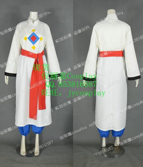 Ranma Joketsuzoku Mousse mu-tsu Mu Mu-chan la tenue de canard Costume Cosplay J001