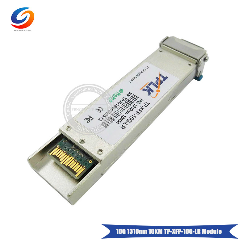 Communication Equipments 10g Lr 1310nm 10km Transceiver Sfp Module For Hua Wei/zte Switches Long Performance Life Original 2pcs Customized Sfp Cellphones & Telecommunications