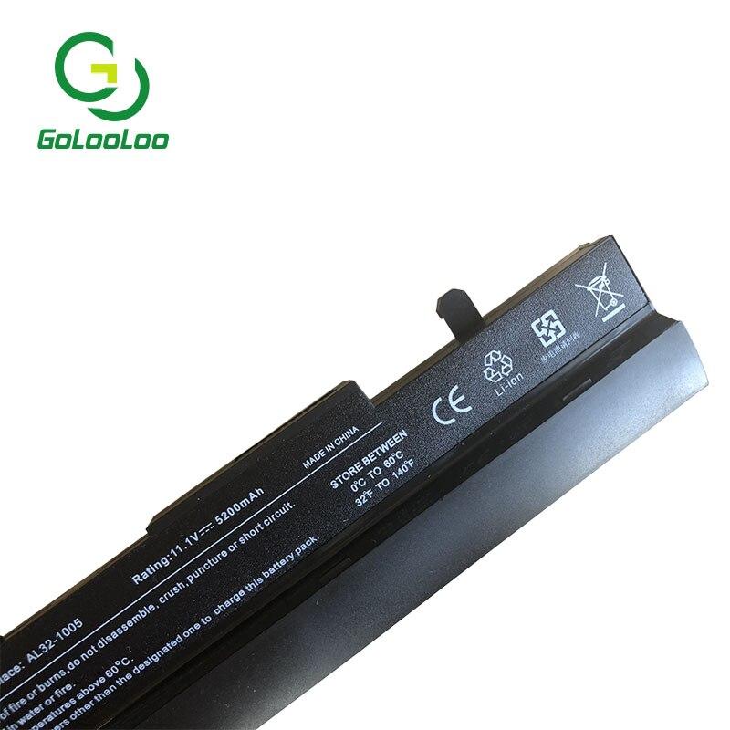 Golooloo 11.1V մարտկոց Asus AL31-1005 AL32-1005 ML32-1005 - Նոթբուքի պարագաներ - Լուսանկար 6
