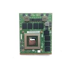 GTX 780m GTX780M 4GB GDDR5 VGA Video Card N14E GTX A2 FJHX2 0FJHX2 for Alienware 15