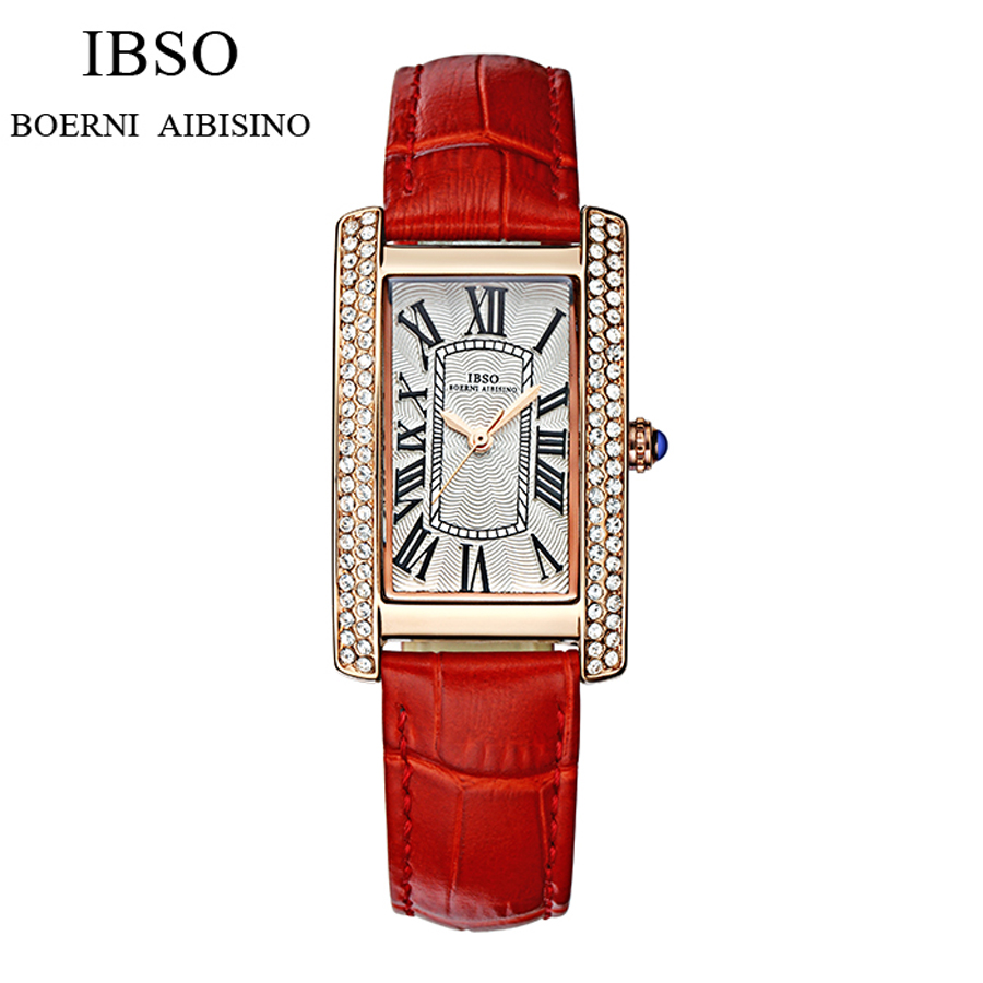 womens watches top brand luxury Women Dress Watches Leather Strap Diamond Watch relogio feminino 2016 ladies Square quartz-watch dress clock female luxury brand ladies watch diamond analog leather band quartz wristwatch womens relogio feminino drop shipping