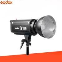 Godox DP1000 flash studio Professional стробоскоп 1000Ws GN92 5600 к Pro освещение для фотосъемок свадебные Освещение для фотосъемок 110 В/220 В