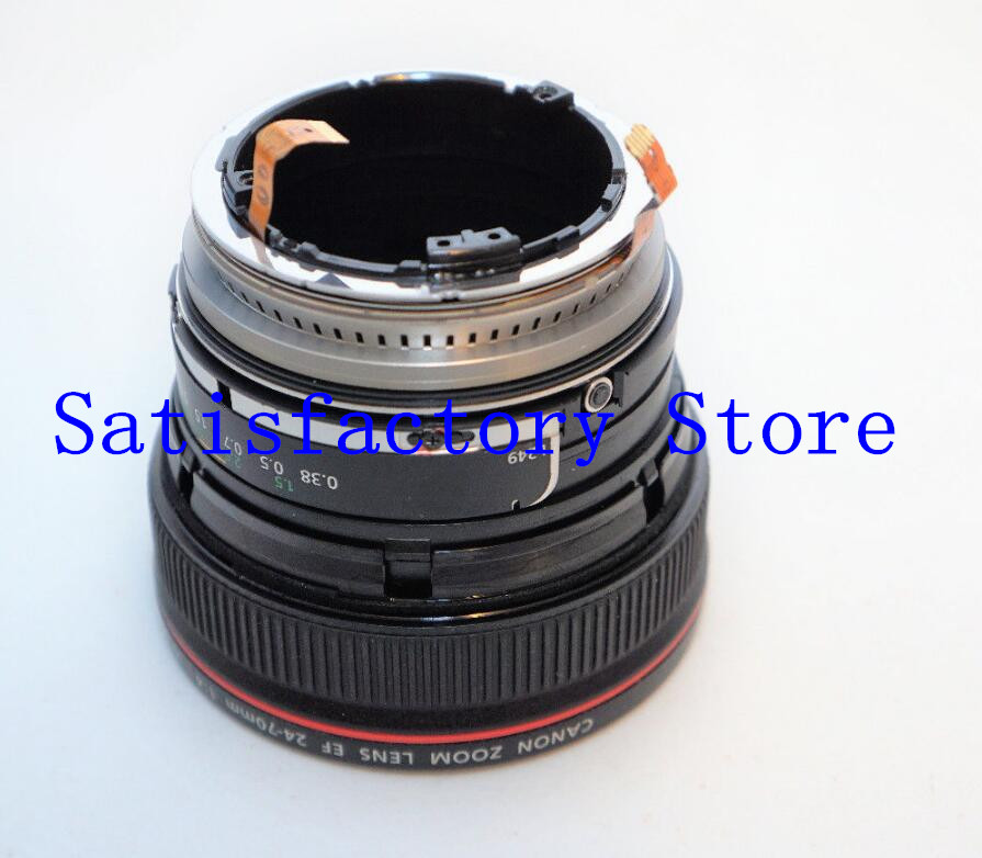 95%New For Canon EF 24 70mm f/4 IS Focus Assembly with AF Motor Replacement Part
