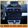 8 inch Android Car DVD Player GPS Navigator Stereo Multimedia Bluetooth Video for BMW X3 E83 2004 2005 2006 2007 2008 2009 2010+